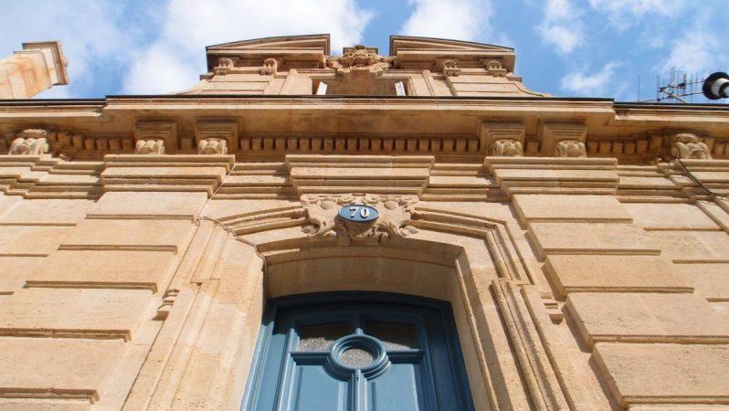 Maison Bleue : échoppe et véritable maison d'hôtes à Bordeaux