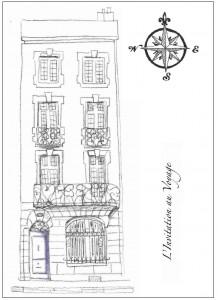 Réserver chambre d'hotes bordeaux vieille ville