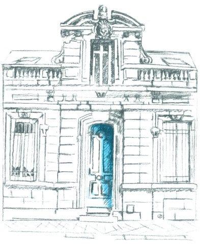 Charmantes, gepflegtes Gästehaus in Innenstadtnähe mit Garten und vier individuell eingerichteten Zimmern
